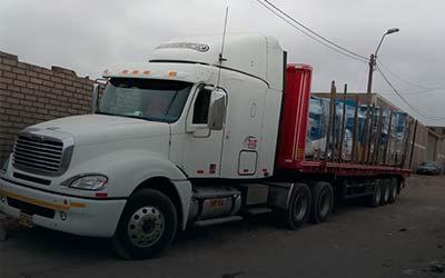Transporte de carga general o convencional