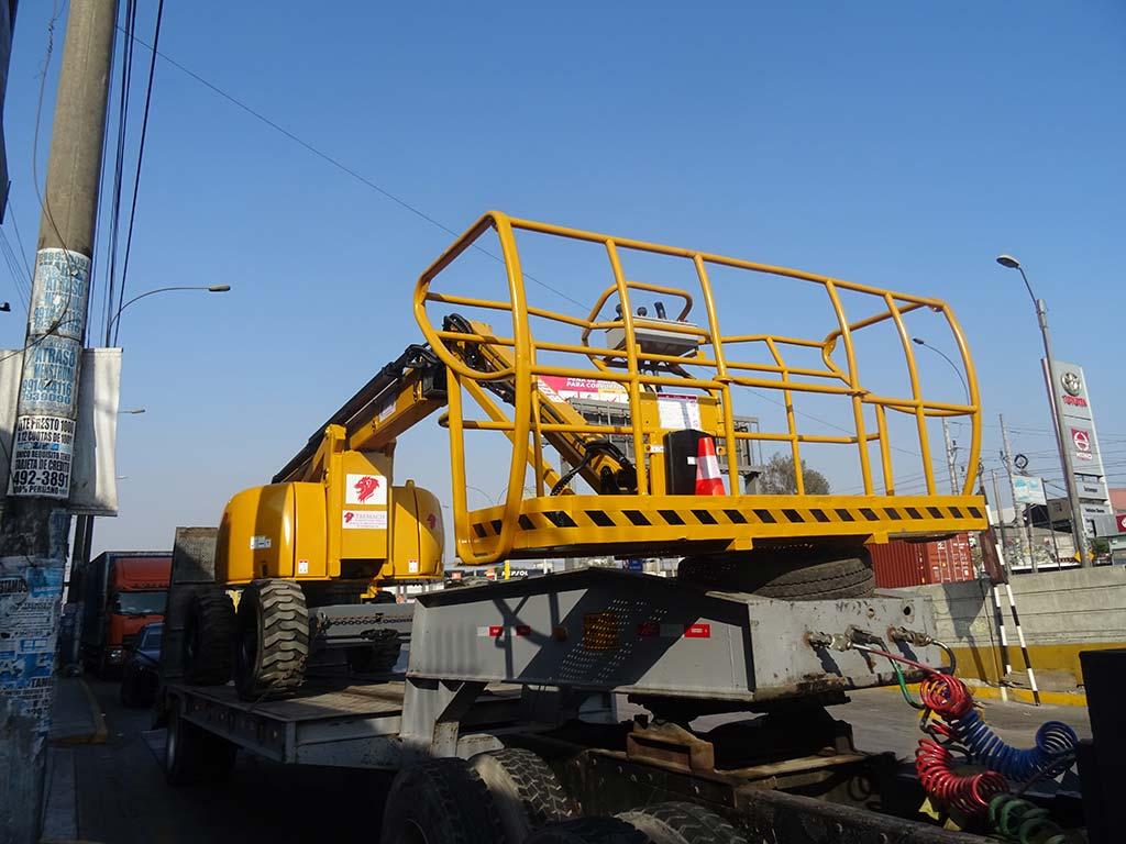 Manlift - M2 Lima
