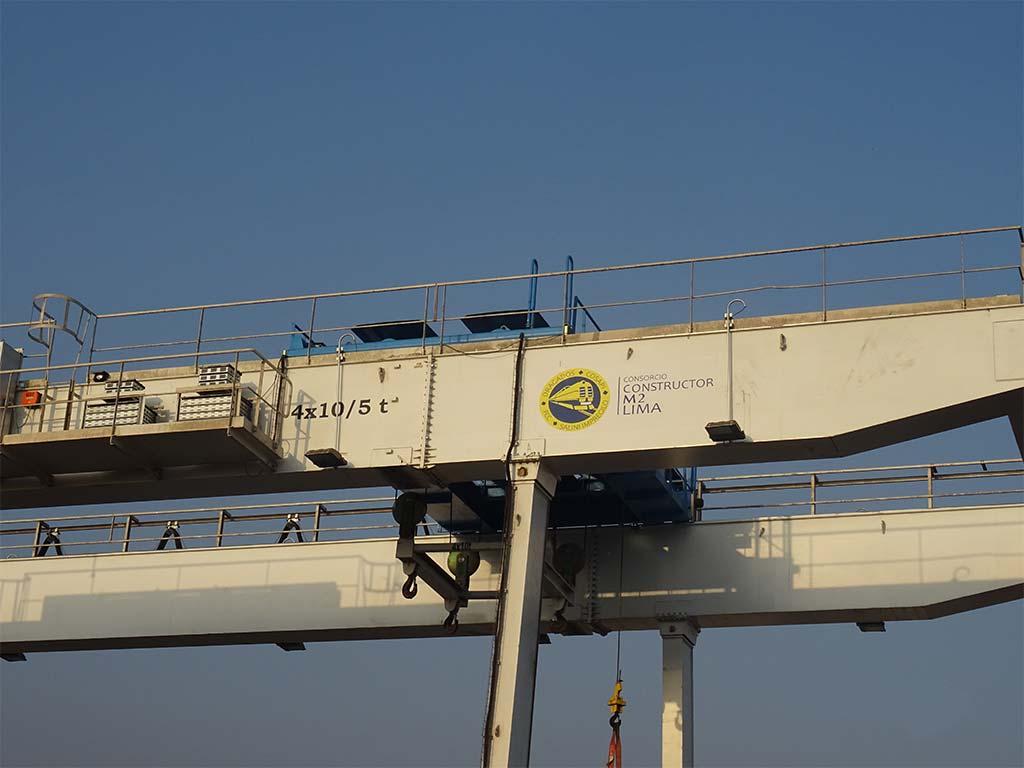 Consorcio constructor metro 2 Lima